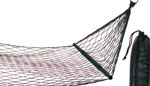 Rothco 2409 Rothco Mini Hammock w/Spreader Bar - Olive Drab