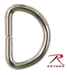 "Rothco 241 3/4"" D Ring / Non Welded"