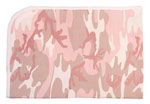 Rothco 2451 Infant Baby Pink Camo Receiving Blanket