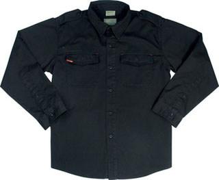 Rothco 2458 2458 Uf Vintage BDU Shirt - Black