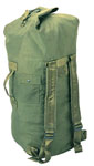 Rothco 2484 Rothco GI Type Double Strap Duffle Bag - Olive Drab
