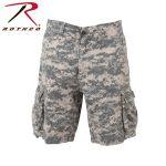 Rothco 2522 2522 Vintage Army Digital Camo Infantry Utility Shorts