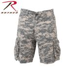 Rothco 2523 2523 Vintage Army Digital Camo Infantry Utility Shorts