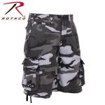 Rothco 2525 2525 Rothco Vintage Infantry Shorts - City Camo
