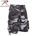 Rothco 2527 2527 Rothco Vintage Infantry Shorts - City Camo