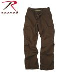 Rothco 2563 2563 Rothco Vintage Paratrooper Fatigues - Brown