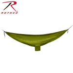 Rothco 2565 Rothco Lightweight Packable Hammock - Olive Drab