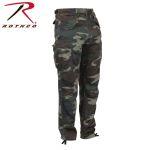 Rothco 2607 2607 Rothco Vintage M-65 Field Pants - Woodland Camo