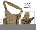 Rothco 2638 Rothco Advanced Tactical Bag - Coyote