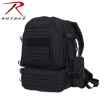 Rothco 26410 Rothco Extended Deployment Pack - Black