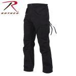 Rothco 2645 2645 Rothco Vintage M-65 Field Pants - Black