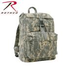 Rothco 2670 Rothco Canvas Daypack - Acu Digital Camo