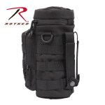 Rothco 2679 Rothco Molle Water Bottle Pouch - Black