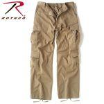 Rothco 2687 2687 Rothco Vintage Paratrooper Fatigues - Khaki