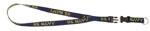Rothco 2702 Navy Neck Strap Key Ring
