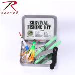 Rothco 2725 Rothco Survival Fishing Kit