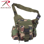 Rothco 2738 Rothco Advanced Tactical Bag - Woodland Camo