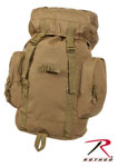 Rothco 2748 Rothco 25l Tactical Backpack - Coyote