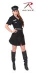Rothco 2758 Rothco Women's Black Police Costume