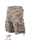 Rothco 2762 2762 Rothco Infantry Shorts - Desert Digital