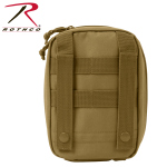 Rothco 2766 Rothco Molle Tactical Trauma Kit-Coyote