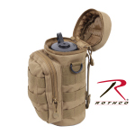 Rothco 2779 Rothco Molle Water Bottle Pouch - Coyote