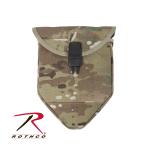 Rothco 2818 Rothco M.O.L.L.E. Tri-Fold Shovel Cover-Multicam