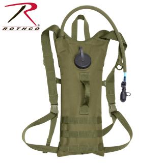 Rothco 2831 Rothco Backstrap Hydration System - Olive Drab