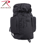 Rothco 2847 Rothco 45l Tactical Backpack - Black
