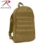 Rothco 28511 Rothco Backup Connectable Back Pack - Coyote