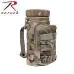 Rothco 2879 Rothco Molle Water Bottle Pouch - Multicam
