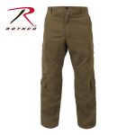 Rothco 2888 2888 Rothco Vintage Paratrooper Fatigues - Russet Brown