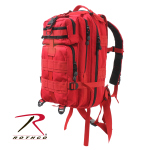 Rothco 2977 Rothco Medium Transport Pack - Red