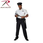 Rothco 30016 30016 Rothco Short Sleeve Uniform Shirt - White
