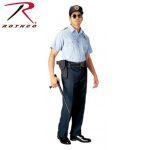 Rothco 30026 30026 Rothco Short Sleeve Uniform Shirt - Light Blue
