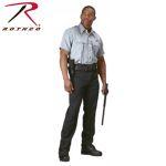Rothco 30046 30046 Rothco Short Sleeve Uniform Shirt - Grey