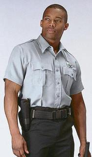 Rothco 30047 30047 Rothco Short Sleeve Uniform Shirt - Grey