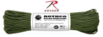 Rothco 303 Rothco Nylon Paracord 550lb 100 Ft / Olive Drab