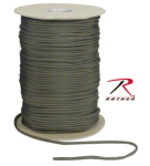Rothco 305 Rothco Nylon Paracord 550lb 1000 Ft Spool / Olive Drab