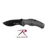 Rothco 3064 S&W Black Ops Assisted Open Knife (Swblop4bs)