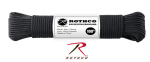 Rothco 30810 Rothco Polyester Paracord - 100 Ft / Black