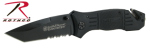 Rothco 3092 Smith & Wesson Extreme Ops Rescue Knife