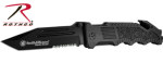 Rothco 3096 Smith & Wesson Border Guard Rescue Knife