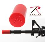 Rothco 3119 Rothco Muzzle Cap - Red