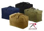 Rothco 3123 Rothco Canvas Parachute Cargo Bag