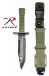 Rothco 3134 Gi M-9 Bayonet And Scabbard