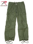 Rothco 3186 Women's Olive Drab Vintage Paratrooper Fatigues