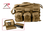 Rothco 3191 Rothco Molle Tactical Computer/ Briefcase - Coyote