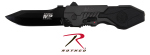 Rothco 3317 S&W M/P Assisted Open Knife/Drop Point (Swmp4l)