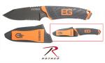 Rothco 3320 Gerber Compact Fixed Blade / Bear Grylls